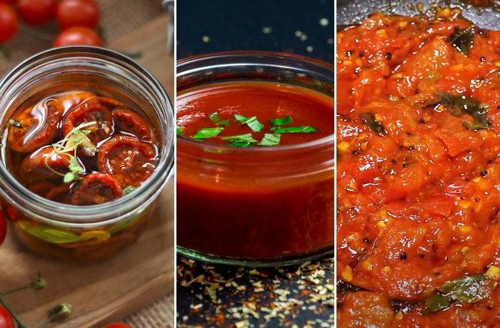 3 recepty z paradajok