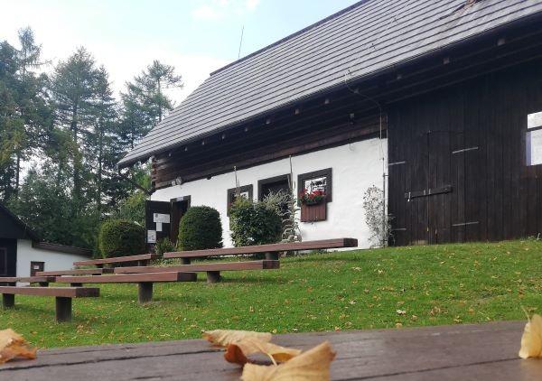 Hviezdoslavova horáreň Babia hora Oravské Beskydy