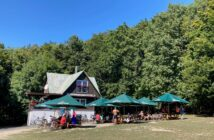 Biely Kríž horská chata Klinec