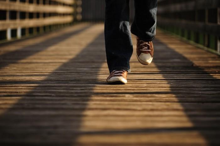 chôdza na chudnutie