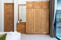 drevené skrine - ako si vybrať