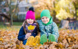 detská jesenná móda
