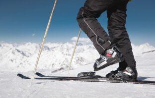 ako vybrať lyžiarky