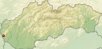 Mariánka na mape