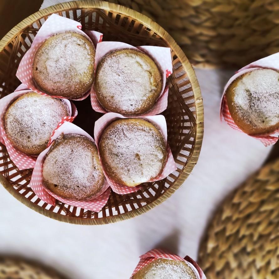 recept na jesenné tekvicové muffiny