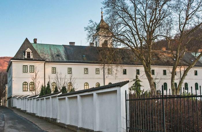 kláštor Mariatal Marianka