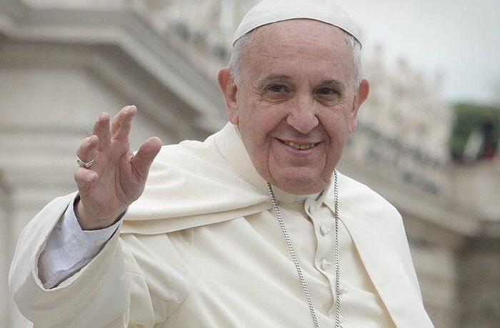 návšteva pápeža