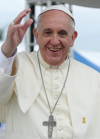 pápež František - návšteva na Slovensku