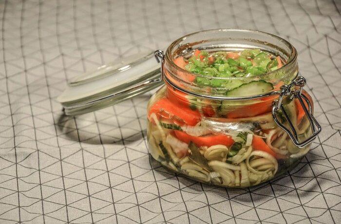 recept na pickles