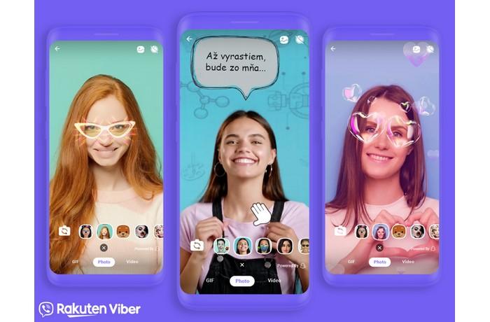 viber pre komunikáciu aj pre zábavu