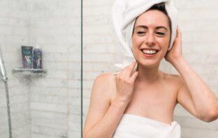 správne sprchovanie