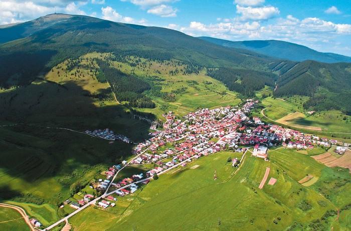 obec Telgár na Horehroní
