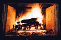 palivové drevo kozub