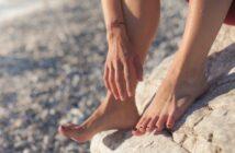 problémy s ťažkými nohami