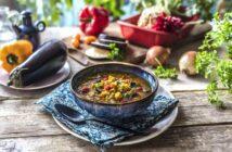 zdravé Natur polievky