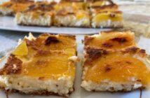 recept na tvarohový koláč Zdeny Studenkovej